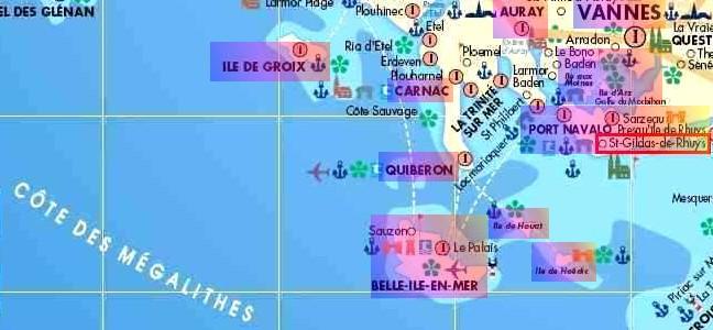 Cte des Mégalithes